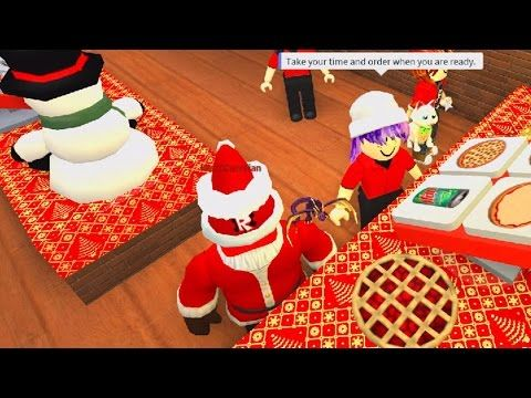 fe5af73a76fa ROBLOX CHRISTMAS WORK AT A PIZZA PLACE ROLEPLAY | RADIOJH GAMES &  MICROGUARDIAN - YouTube