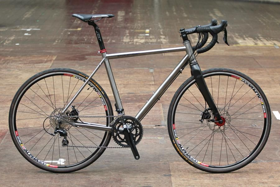 Sabbath September Disc Road Bike Titanium Road Bike Bike