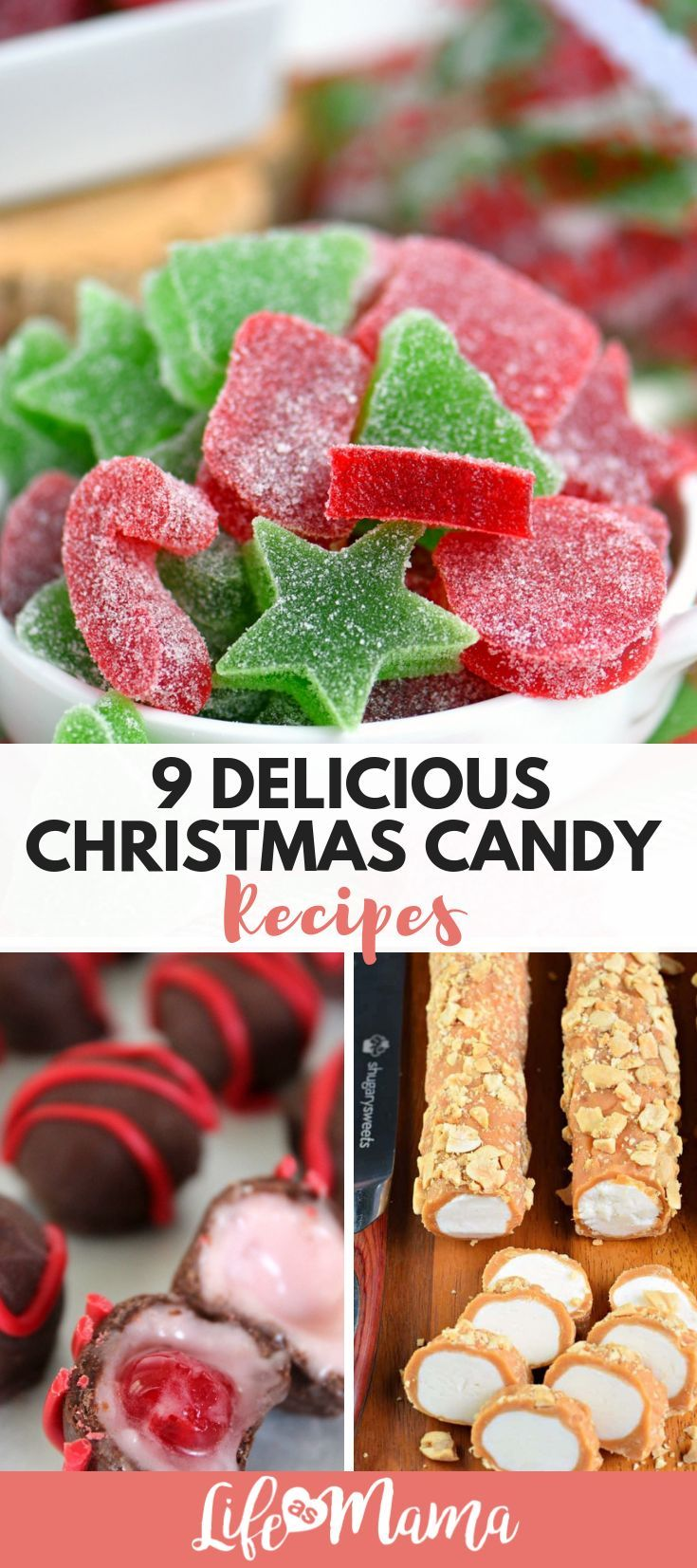 Easy Christmas Candy.9 Delicious Christmas Candy Recipes I Candy Easy
