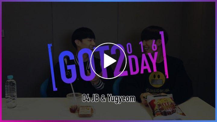 Got2Day 2016 JB & Yugyeom