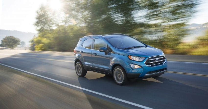 Giá xe Ford Ecosport Trend bao nhiêu? Ưu nhược điểm xe Ford Ecosport Trend