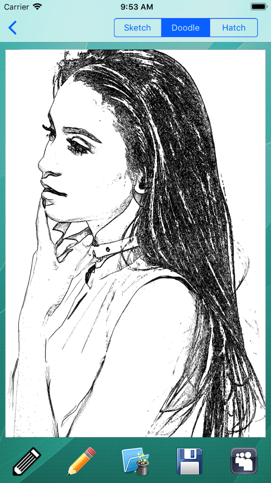 Pencil sketch image editor photodongampentertainment
