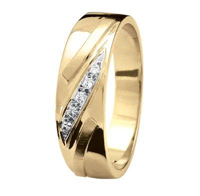 Argolla oro de 14k con diamantes  Precio boutique $8,995.00 Precio tienda online $8,545.00