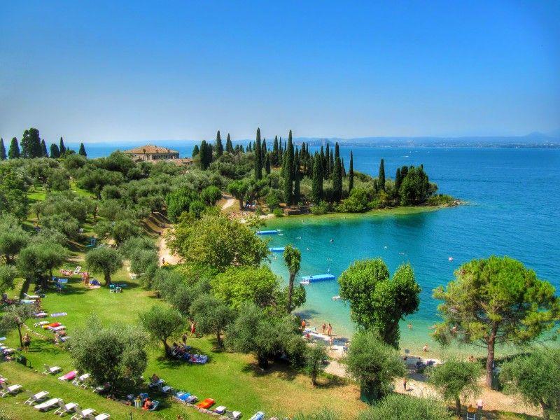 Parco Baia Delle Sirene Gardameer Italie En Reizen