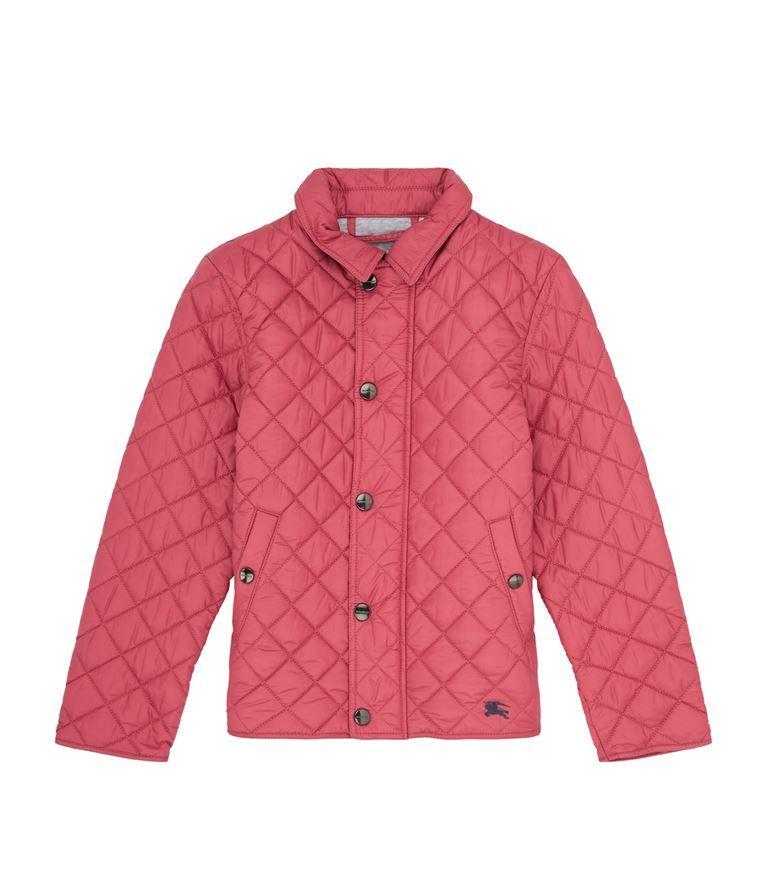 15e90b4e9 Children: Coats & Jackets Burberry Diamond Quilted Jacket ...