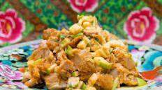 Fried chicken salad sandwiches recipe damaris phillips food fried chicken salad sandwiches recipe damaris phillips food network forumfinder Image collections