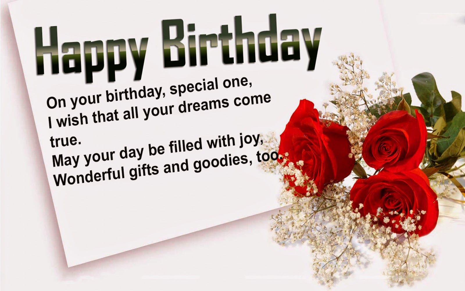 Birthday Quotes for Wife in english Birthday wishes for