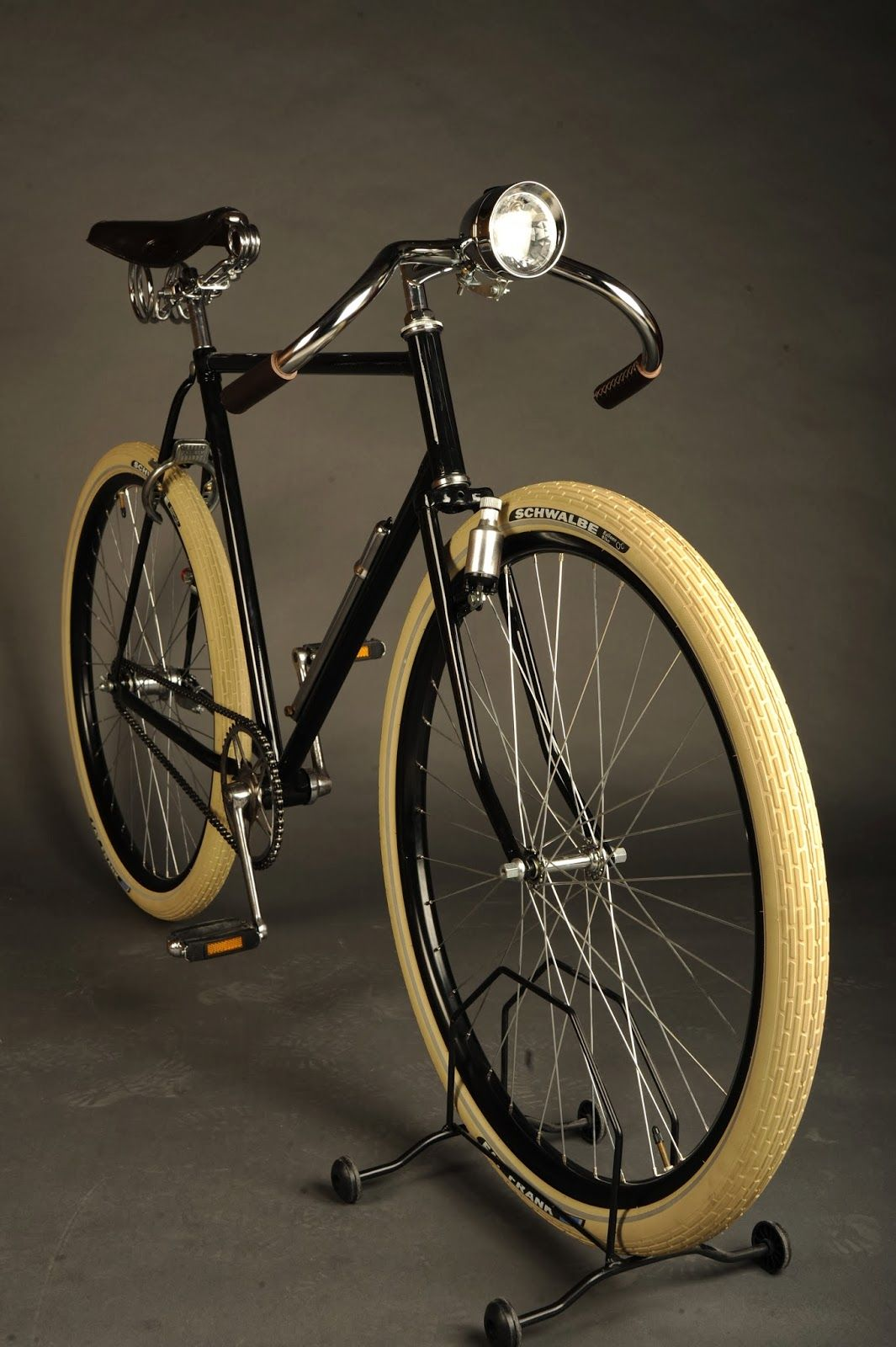 BICICLETAS CLÁSICAS LEO | BCL Path Racer No. 001 ........ This bike ...