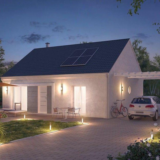 Découvrez gratuitement nos plans et nos modèles de maisons pas - faire extension maison pas chere