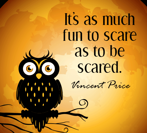 Short quotes for halloween