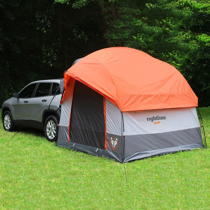 Youu0027ll love the SUV 4 Person Tent at Wayfair - Great Deals on all & Youu0027ll love the SUV 4 Person Tent at Wayfair - Great Deals on all ...