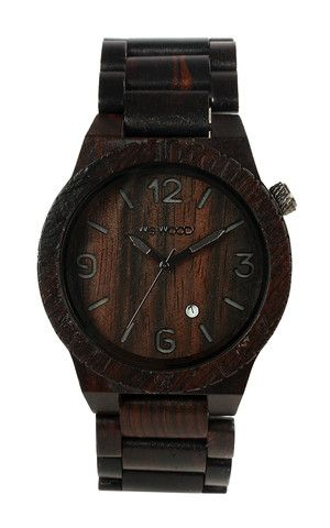 Wewood Alpha Black Wewood Wooden Watches The Original Wood Watch Watches For Men Wewood Watches Wooden Watch