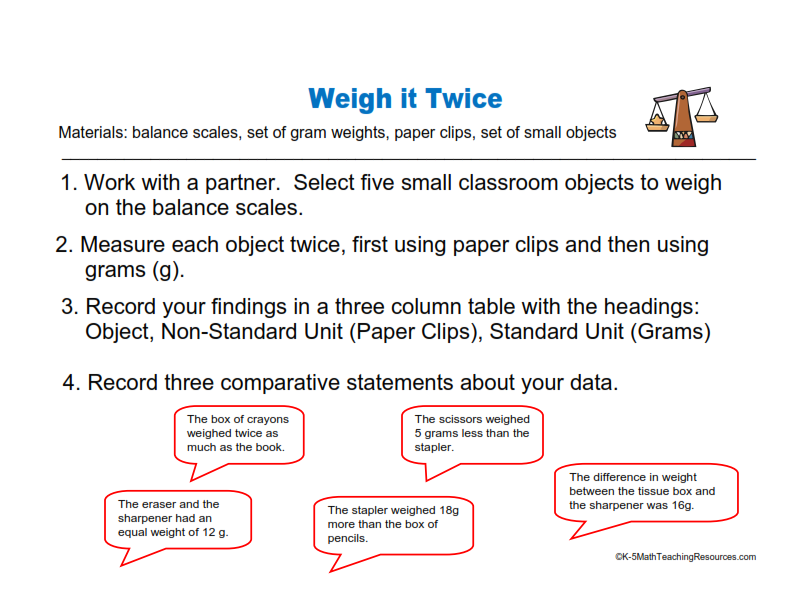 3rd Grade Measurement and Data | 3.MD.2 | Pinterest | Math, Math ...