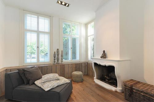Grote woonkamer knus inrichten - Ruimte | Pinterest - Foto