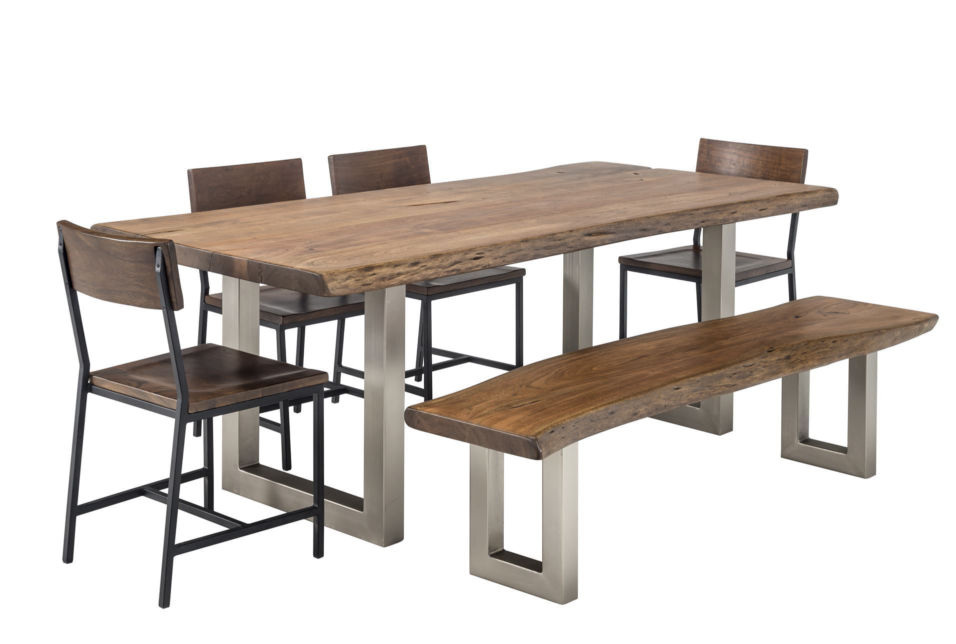 Oleander 82 Inch 6 Piece Dining Set from Living Spaces ...