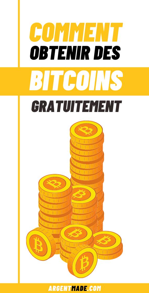 bitcoin gratuit aucun investissement