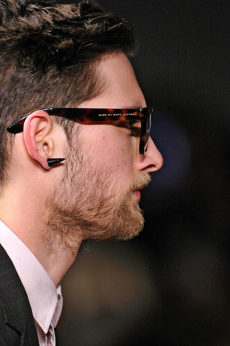 Piercing nose man  Marc by Marc Jacobs  Menus Fashion  Pinterest  Marc jacobs