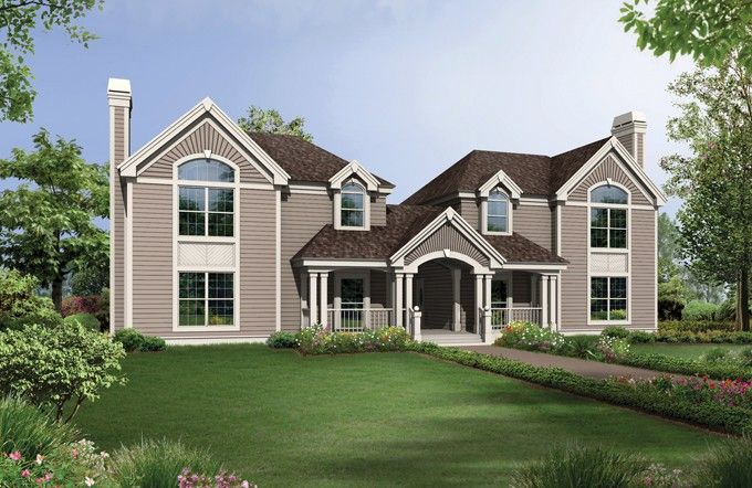 Victorian House Plan With 2998 Square Feet And 6 Bedrooms From Dream