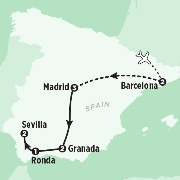 Spain Vacation Package My Way Spain Rick Steves Tours - Spain vacation package