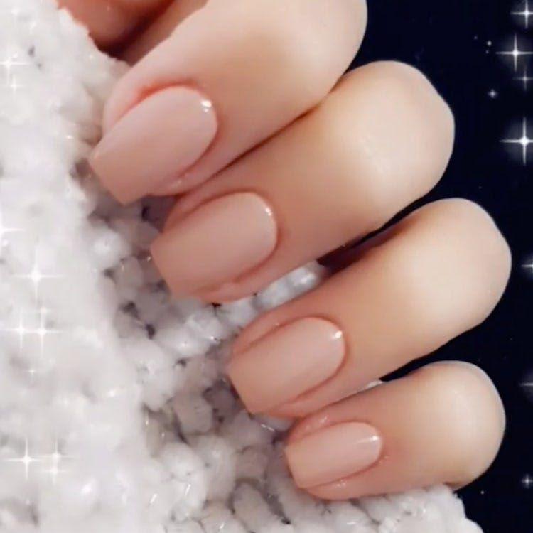 Short Acrylic Nails That Are Just As Fabulous As Long Ones Short Acrylic Nails Natural Acrylic Nails Acrylic Nail Shapes