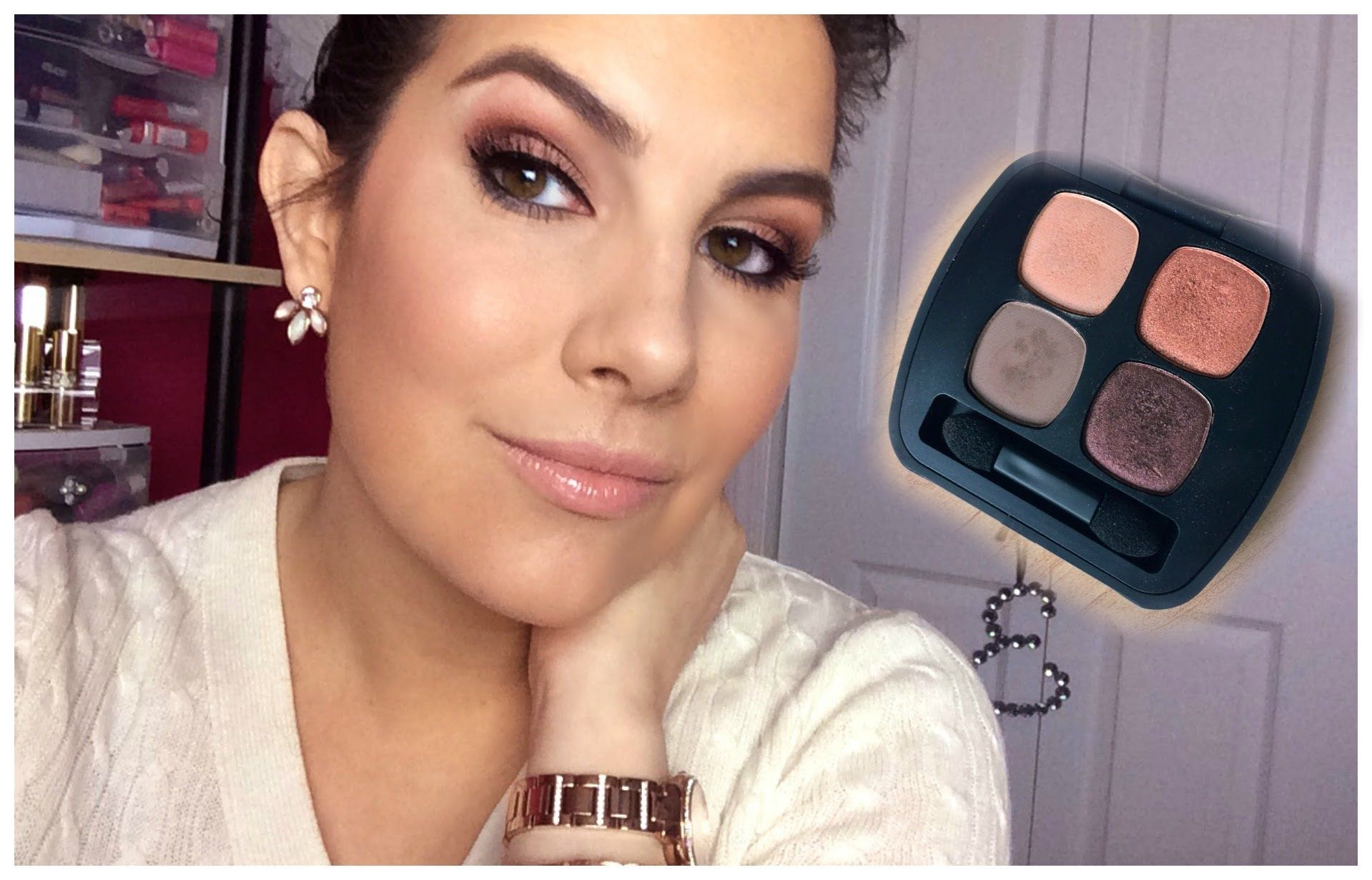 bare minerals the happy place tutorial   my tutorials!   pinterest