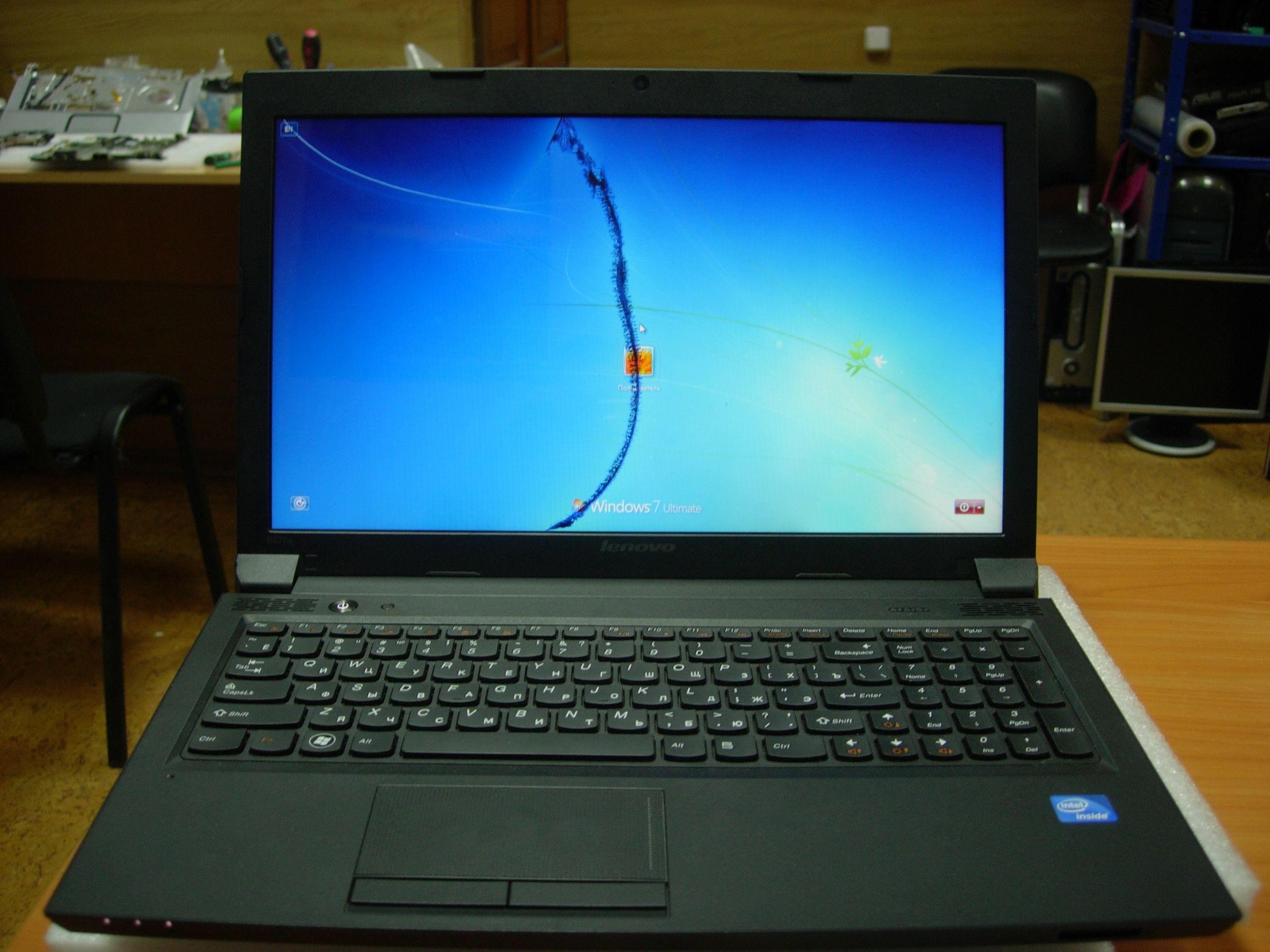 Скачать драйвера для ноутбука lenovo в570е
