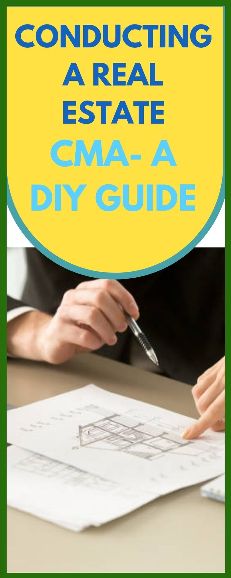 A DIY Guide To Conducting A Real Estate CMA   Getting into ...