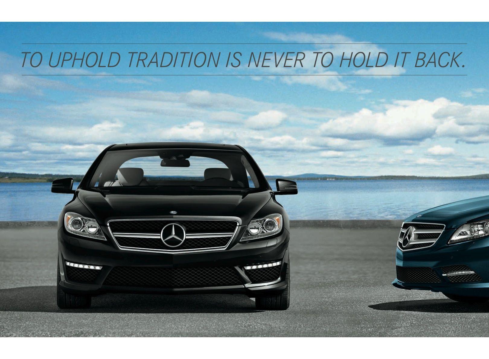 How Mercedes Benz upholds tradition Mercedes benz dealer