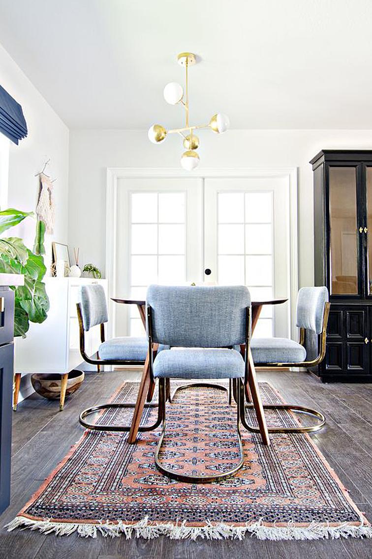 Eclectic Dining Room Ideas Part - 21: Dining Room Interior Design Ideas