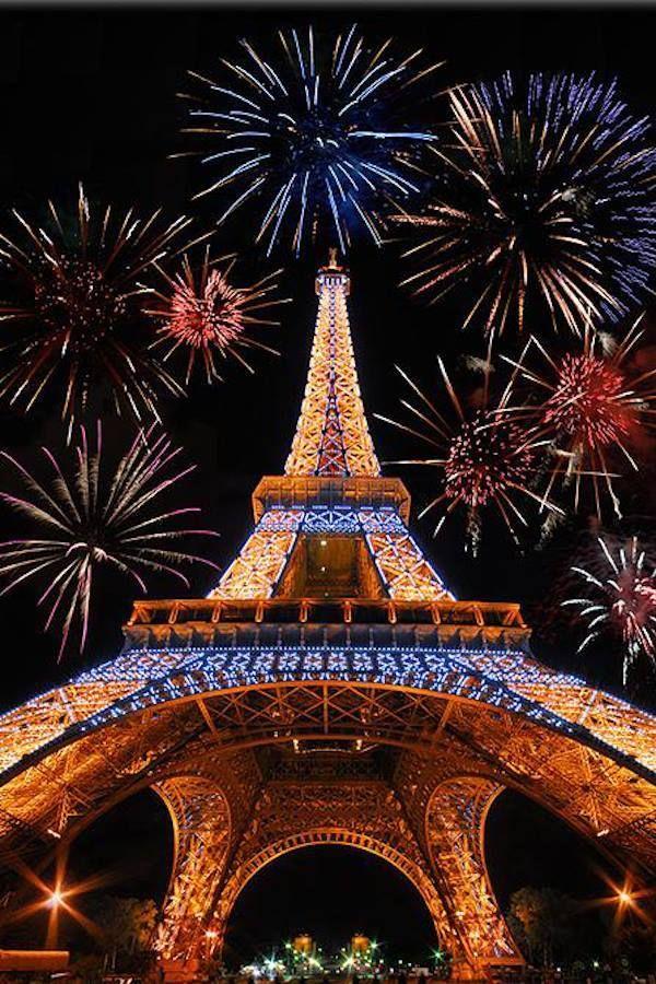 Paris in December