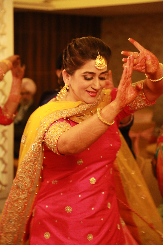 #Sangeet #SikhBride