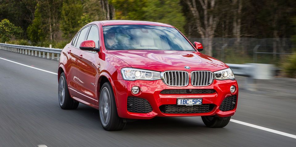 BMW X4 xDrive35d Now Available in Australia  BMW X4 Forum