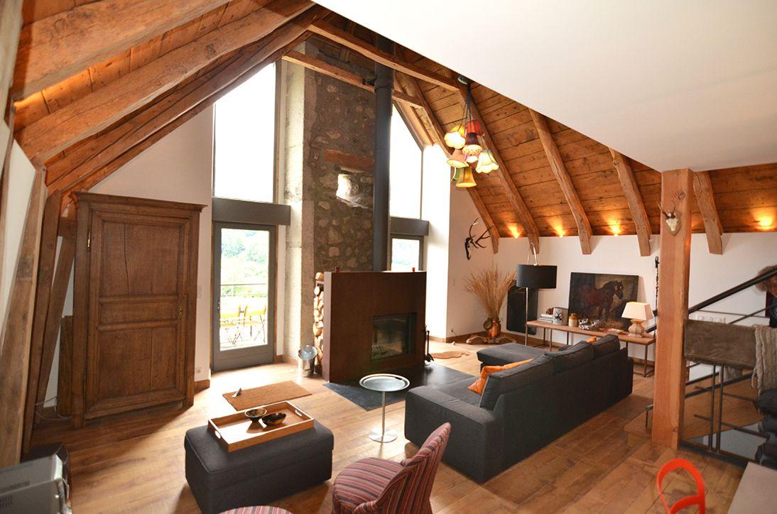 Gite Le Harpail Le Falgoux Cantal Auvergne Gite Cantal Gites De Charme