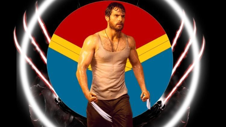 Henry cavill all set to play wolverine in brie larsons