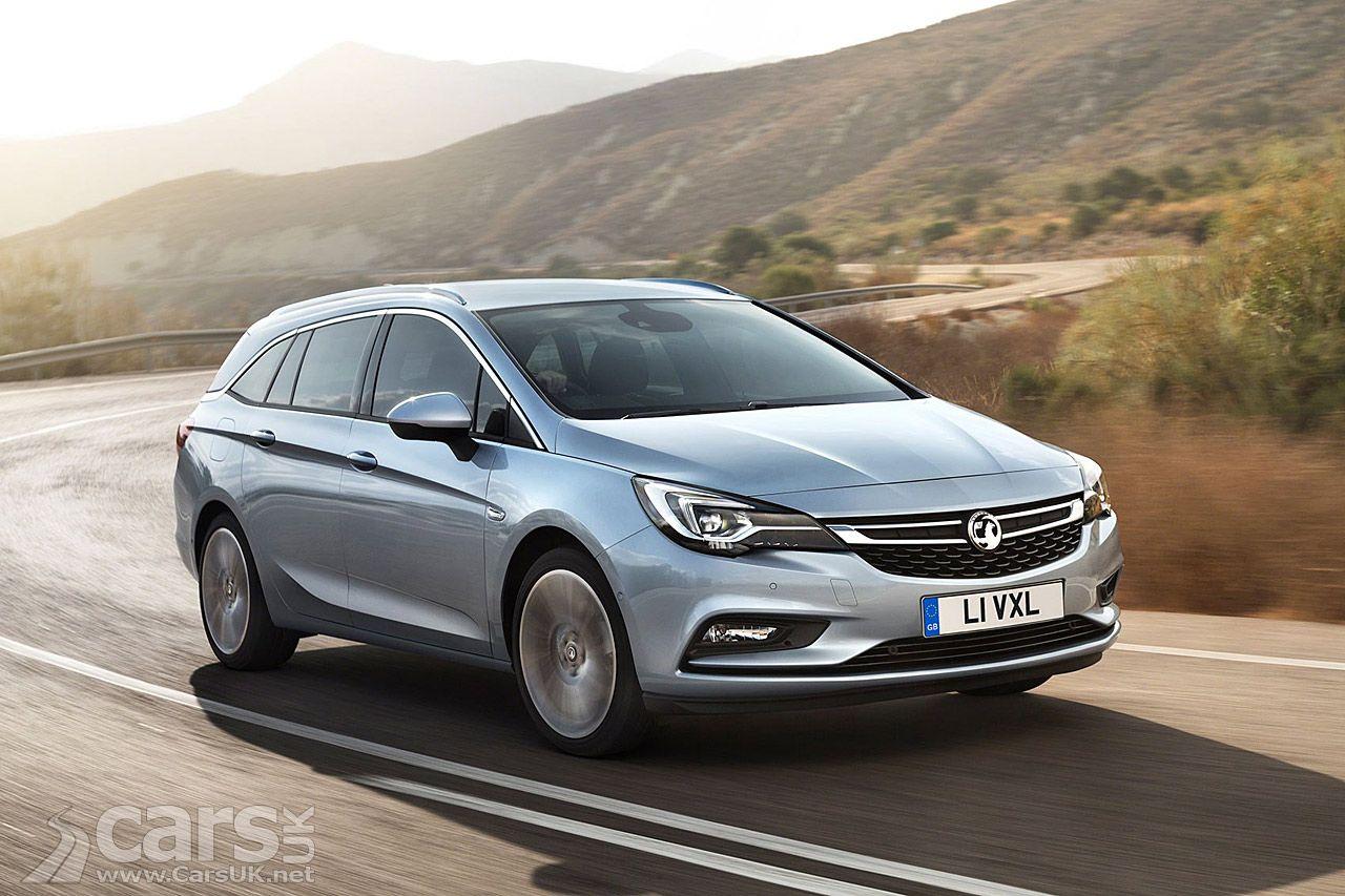 2016 Vauxhall Astra Sports Tourer Revealed Ahead Of Frankfurt