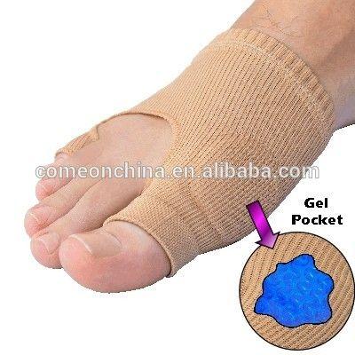 577f1c423d Bunion Gel Toe Protection Support Pad Gout Arthritis Corn Pain ...