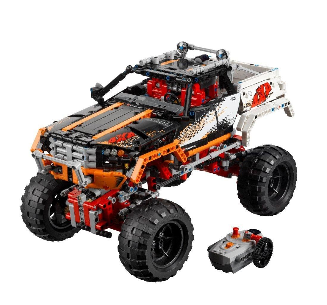 The Best Ten Lego Technic Sets You Can Build Lego Reviews Videos Lego Technic Lego Technic Sets Lego Cars
