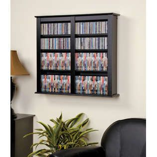 Wall Mounted Dvd Holder Wall Mounted Storage Shelves Wall