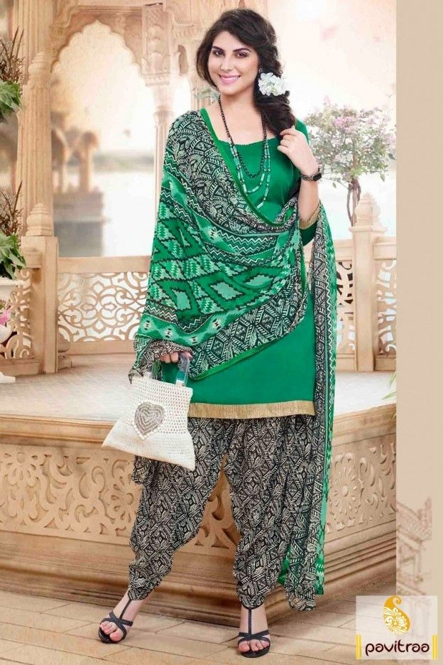 Get the perfect casual look for special occasion in this green ...