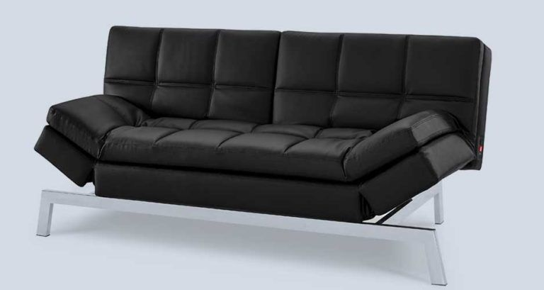 coddle-couch-leather-black-500h-004 in 2019 | Couch, Sofa ...