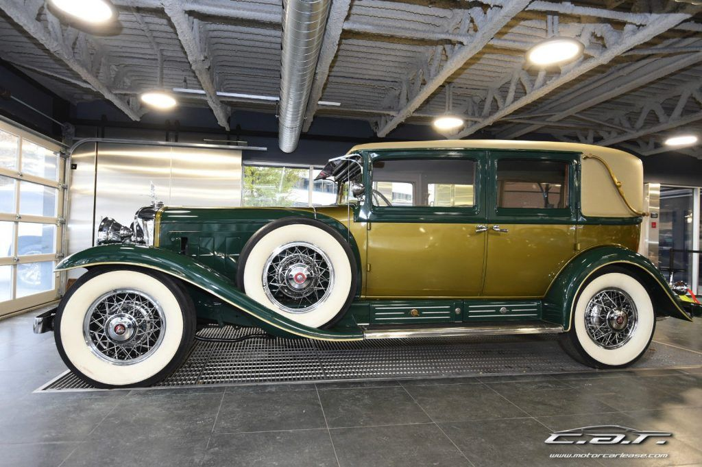 1930 Cadillac Fleetwood V16 | American cars for sale | Pinterest ...