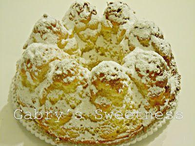 Gabry's Sweetness: TORTA SOFFICE DI RICOTTA