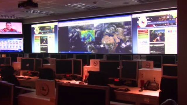 Harris County OEM updates public on Tropical Storm Bill, preparedness Tropical Storm Bill  #TropicalStormBill