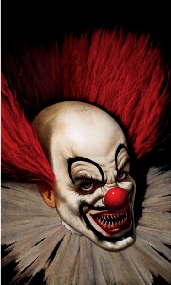 explore scary clown makeup creepy clown and more - Scary Clown Halloween Decorations