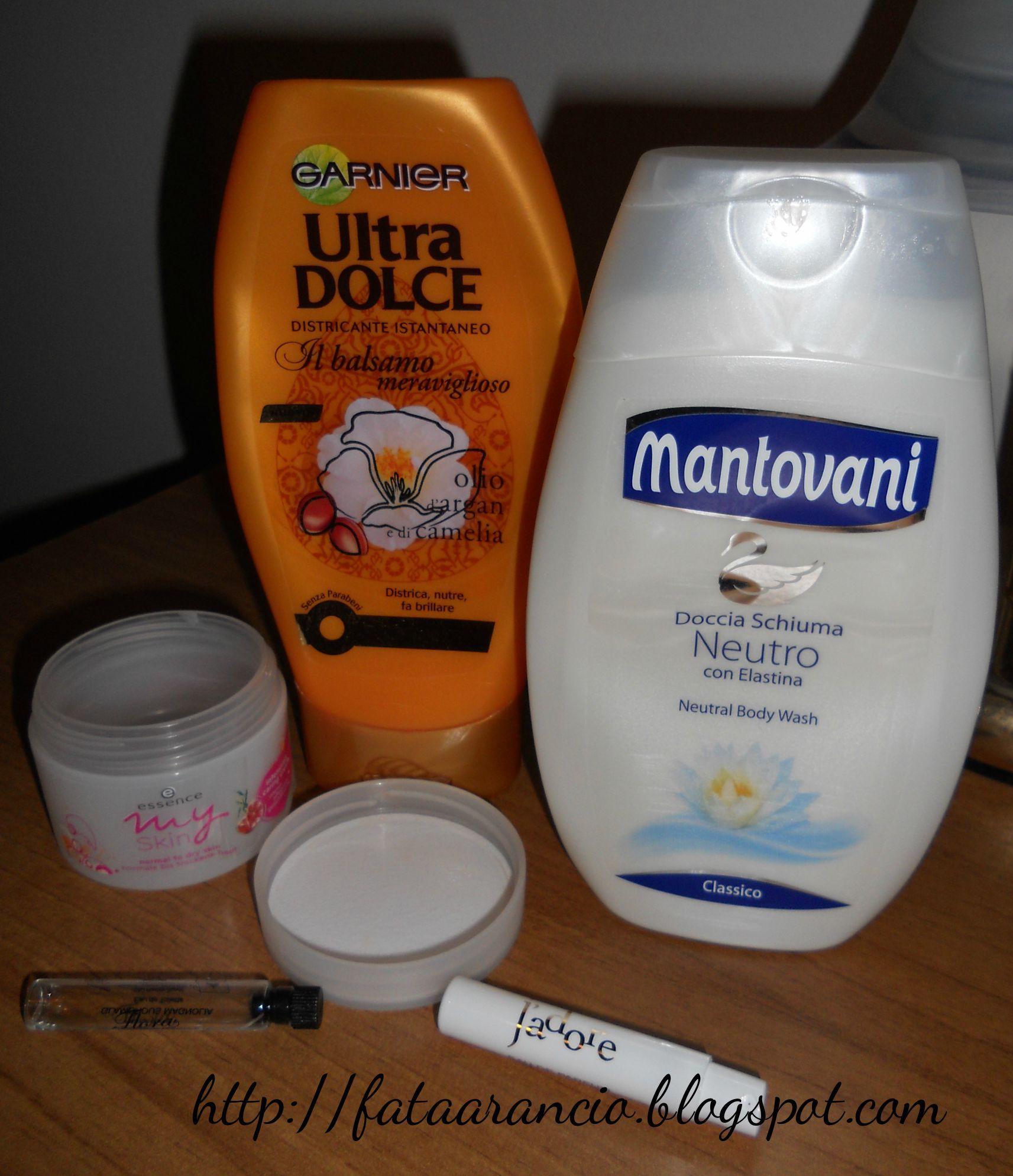 I prodotti Bye Bye (Dicembre 2013)