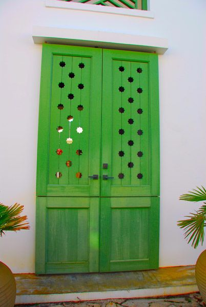 Green Door Alys Beach