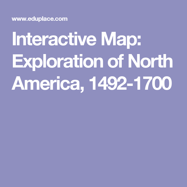 Interactive Map Exploration Of North America Social - Interactive map exploration of north america