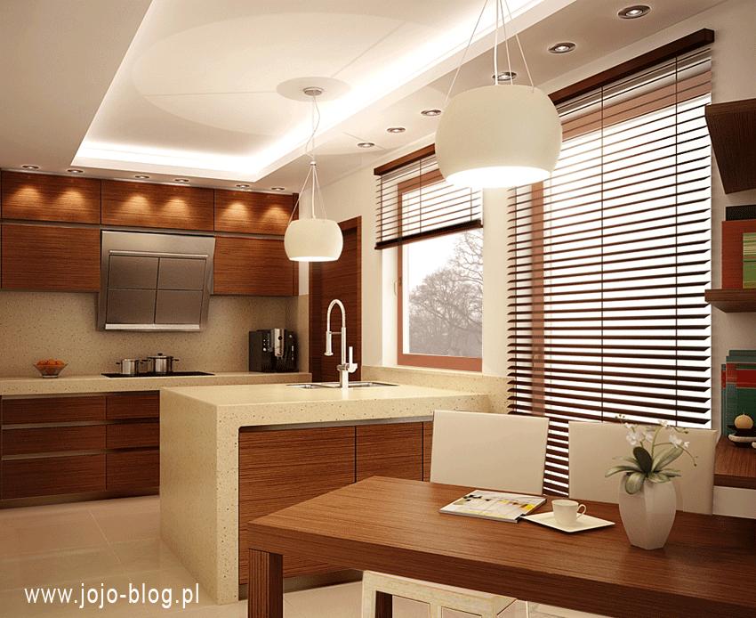 Mala Nowoczesna Kuchnia Z Oknem Szukaj W Google Red Small Kitchen Modern Kitchen Small U Shaped Kitchens