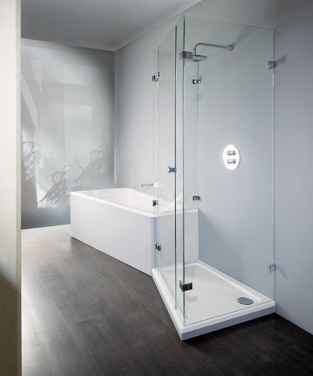 Mauersberger Duschwanne Acryl Und Mineralwerkstoff Badewanne Mit Dusche Wanne Mit Dusche Duschbadewanne