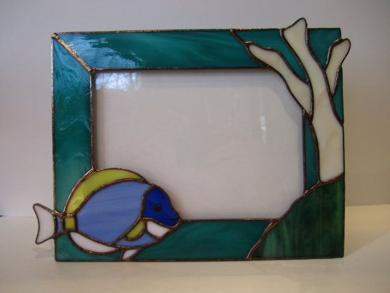 Surgeonfish Picture Frame